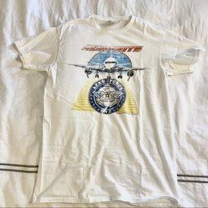 Junk Food Aerosmith Aero Force Tee